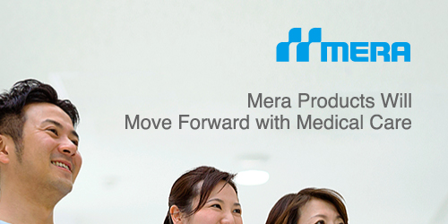 Mera Products Will Move Forward with Medical Care
